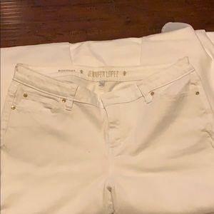 Jennifer Lopez Jeans - Jennifer Lopez bootcut jeans